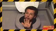 Изцепки в тоалетната - Пробвай да не се разсмееш