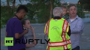 USA: Break in rainfall fails to bring well-needed relief for flooded Texans