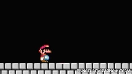 Annoying Orange - Super Mario