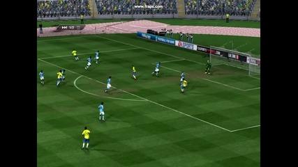 Пропуск на Пато - Fifa 11