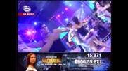 Магдалена Джанаварова - Латино kонцерт 11.05.09 - Music Idol 3