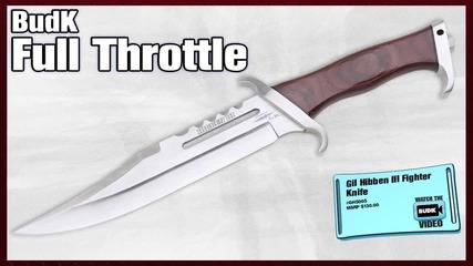 Грандиозният Нож от Рамбо 3