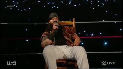 Wwe Raw / Първична Сила 26.10.2015 - 2/3..