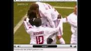 Болония - Милан 1 - 4 Гол На Кака
