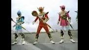 Power Rangers Mystic Force - Dream Warriors