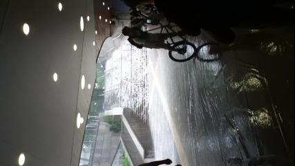 Наводнение в подлеза на Софийския унивеситет