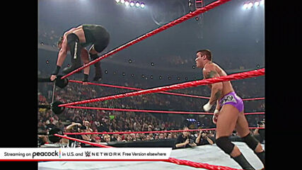 Randy Orton wins his first title in WWE at Armageddon 2003: Best of Randy Orton sneak peek