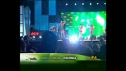 Colonia - Lazu oci moje - Live@balkanika Music Awards 2009