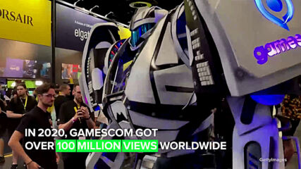 Gamescom 2021 will be entirely online