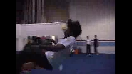 Parkour Capoeira Break Dance