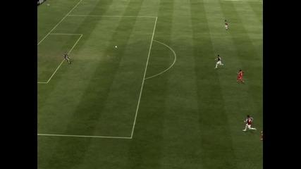 Още един добър гол на Fifa 12