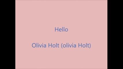 За Групата и Оливия