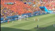 Холандия 2:0 Чили 23.06.2014