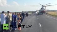 Русия: 16 мъртви и над 60 ранени след катастрофа с автобус