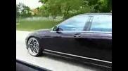 Mercedes 2007 S550.