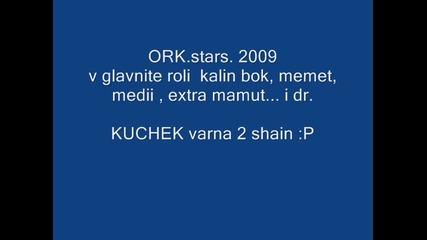 ork.stars. 2009 s uchastieto na extra mamut