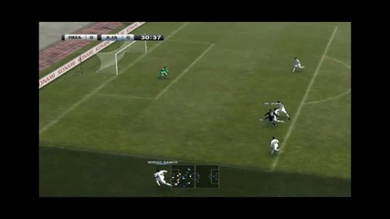 Pes 2011 - Friendly Matches ep.3 Real Madrid - Ajax