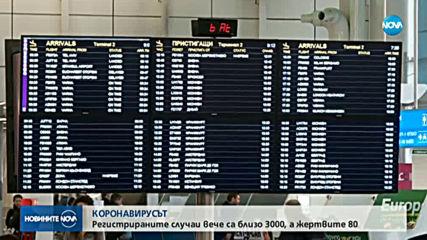 Министерството на здравеопазването с мерки срещу коронавируса (ОБЗОР)