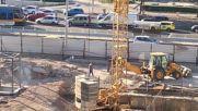 Безобразията на строителите на метрото