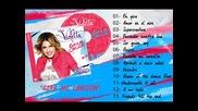Violetta 3 - Cd Gira mi Cancion