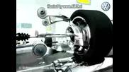 Haldex 4motion hydraulic koppeling transmission