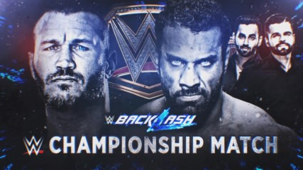Randy Orton battles Jinder Mahal for the WWE Championship tonight at WWE Backlash