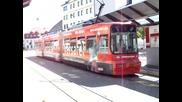 "Трамвай номер 3 в Цвикау тръгва от спирка ""студентско Общежитие"""