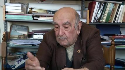 Царският офицер Никола Рухчев разказва за Военното училище - Радио Бинар