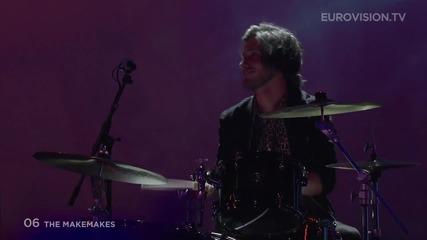 The Makemakes - I Am Yours • Австрия • Евровизия 2015