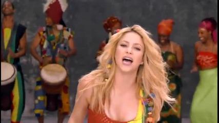 Shakira - Waka Waka ( Dvdrip )