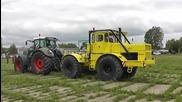Руски трактор K700 срещу Fendt 939 !