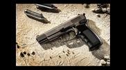 Pet zaredeni pistoleta