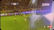 Борусия Дортмунд помете Реал Мадрид (4:1) Hd