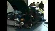 Мощен Mustang На Дино Тест