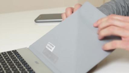 Acer Iconia W4 видео ревю - tablet.bg