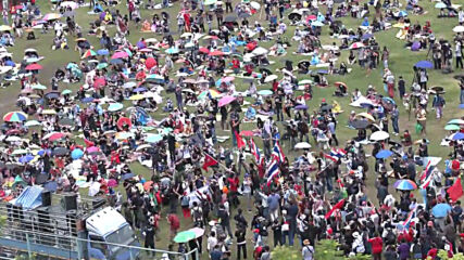 Thailand: Hundreds of students rally in Bangkok to demand political reforms
