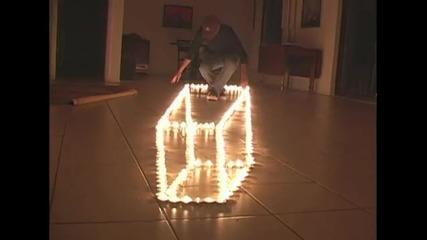 Илюзия с огън :)
