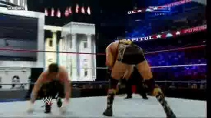 Wwe Capitol Punishment 2011 Evan Bourne Vs. Jack Swagger