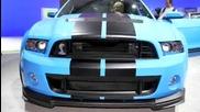 2013 - Появи се най-бързият Форд муст