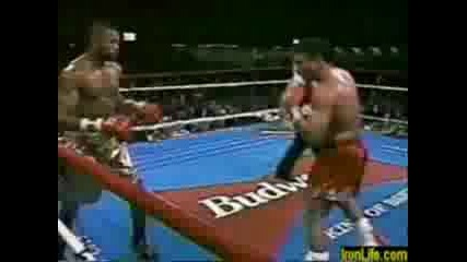 Roy Jones Jr Highlights With Song