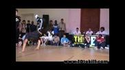 Circle Prinz Final 2009 - Thesis & Dialtone Vs Gracie & Thumba - Part 2 - Hq