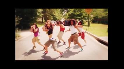 Премиера ! T-pain ft. Joey Galaxy - Booty Work ( Официално видео ) Превод!!!