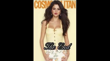 Selena Gomez Cosmopolitan Photoshoot