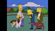 The Simpsons - 8x20 - The Canine Mutiny