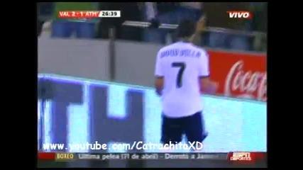 Валенсия - Атлетико Мадрид 2:2