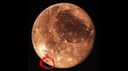 спътника на Юпитер Ганимед има извънземни !