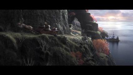 Замръзналото кралство 2 - финален трейлър, озвучен на български език