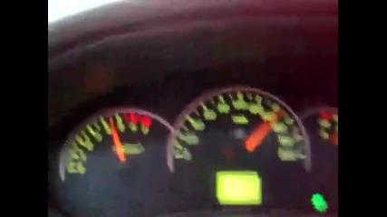 Lada Priora - от 0 до 170 км/ч
