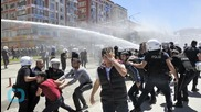 Two Explosions Hit Kurdish Political Rally in Turkey