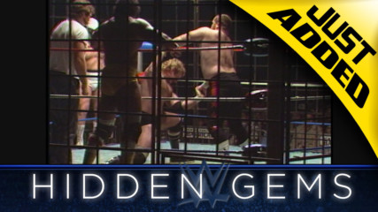 The Tag Team Titles are on the line in a Steel Cage Match in rare Hidden Gem from 1983 (WWE Network Exclusive)